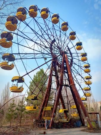 Parque atracciones Pripyat